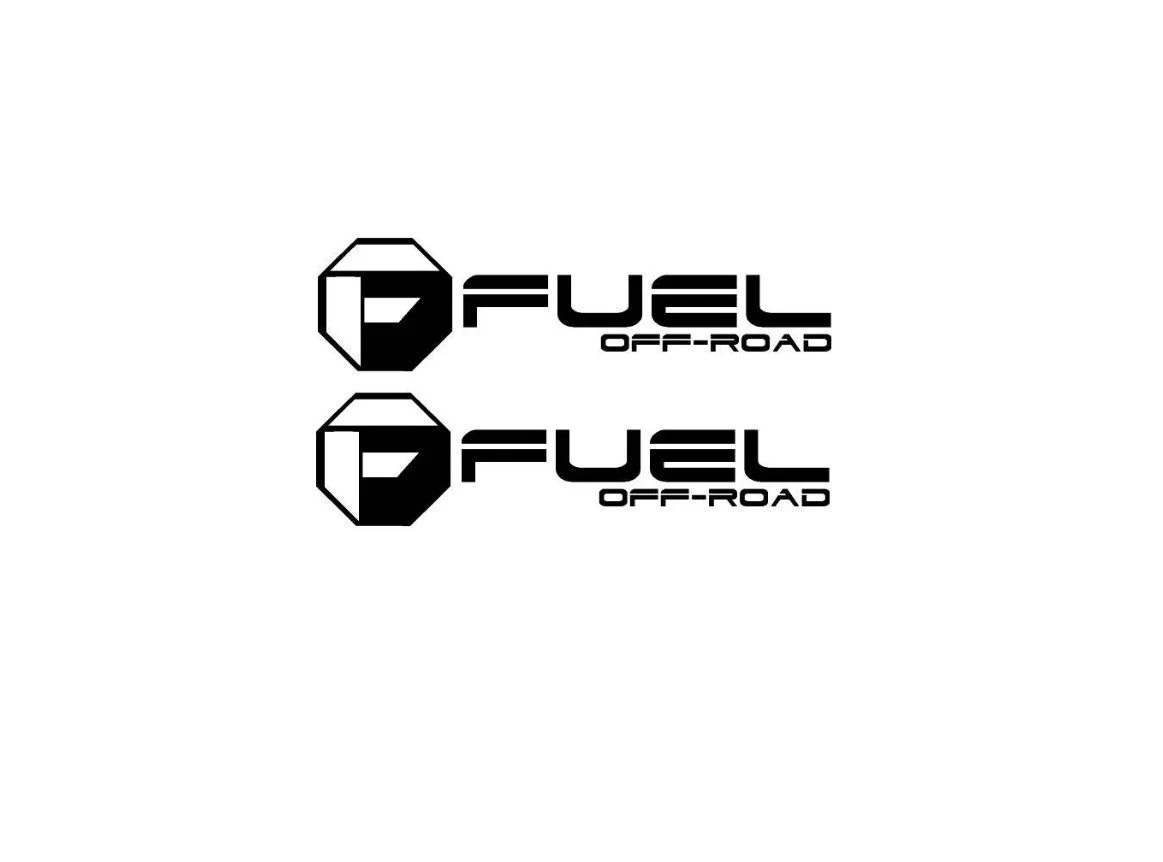 Fuel Decals Off Road Vinyl Decal Stickersgmc Chevy Ford