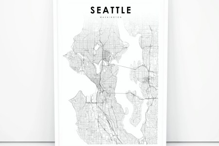 seattle wa usa map » Full HD Pictures [4K Ultra] | Full Wallpapers