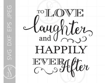 Download Love laughter | Etsy