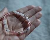 Bracelet - Divine Love (Douceur sous la neige)