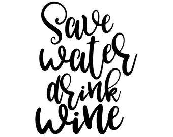 Download Wine a little laugh SVG file wine cricut file printable | Etsy