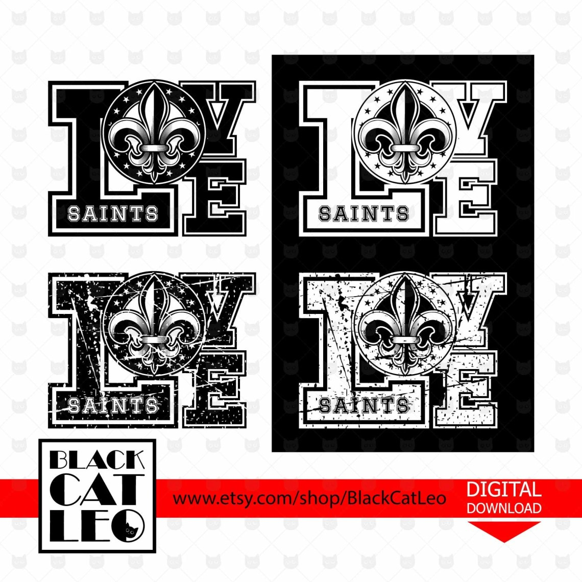 Download Love Saints svg Heraldic flower Lily Vector clip art Fleur ...