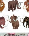 Mammoth Template Etsy