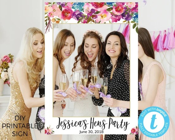 Hens party Photo Prop