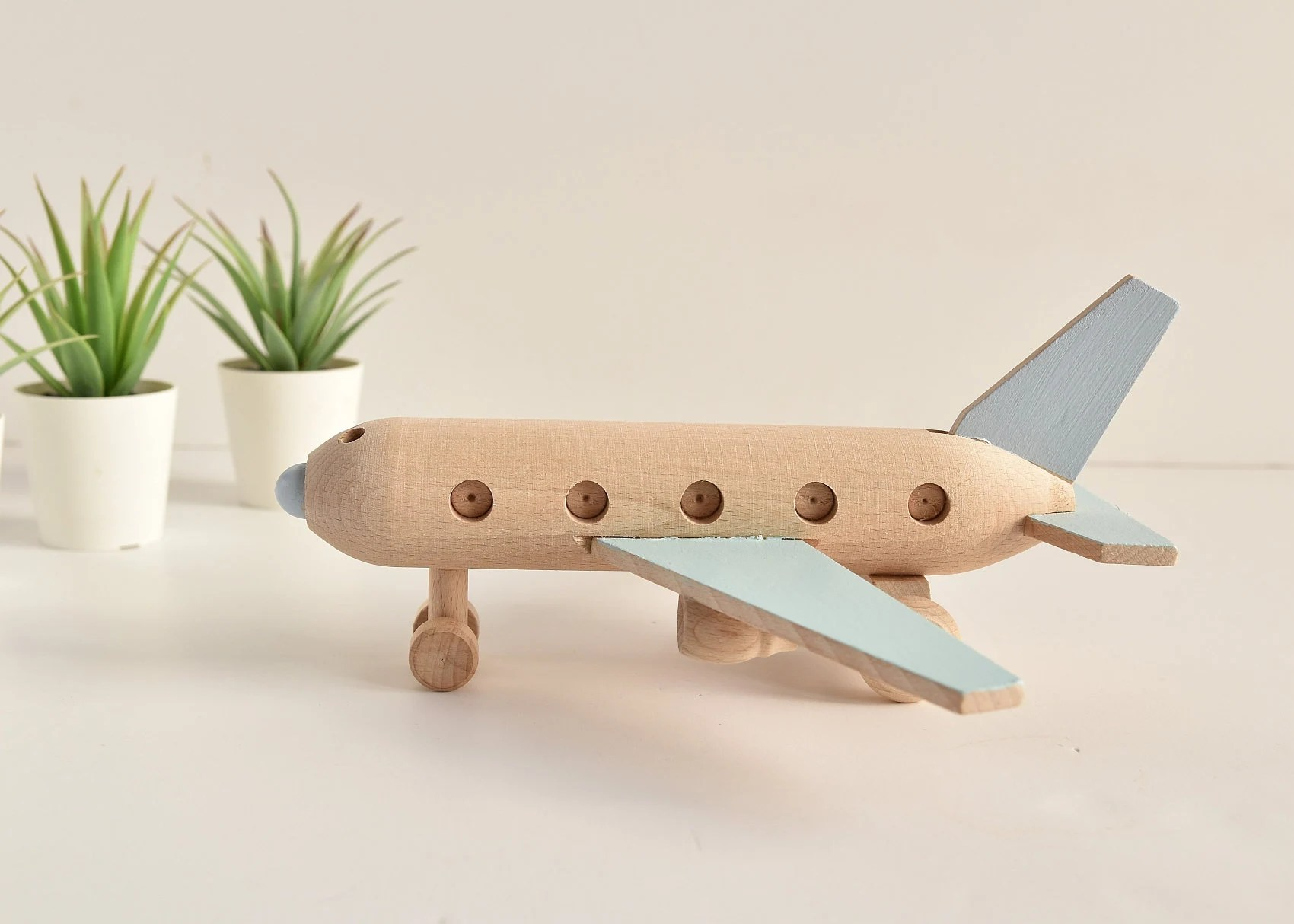 More colours                                                                                        Wooden airplane – Wooden toys – Eco toy – Airplane decor – Toddler toy – Vintage toys                                                                    MamuConcept         From shop MamuConcept                               5 out of 5 stars                                                                                                                                                                                                                                                          (156)                 156 reviews                                                      CA$50.44