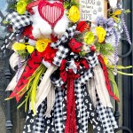 Dog Wreath Pet Wreath Front Door Wreath Pet Decor For Summer Wreath Dog Decor Everyday Wreath Holiday Baubles Decor
