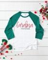 Bella Canvas 3200 Kelly White Unisex Raglan Mockup T Shirt Etsy