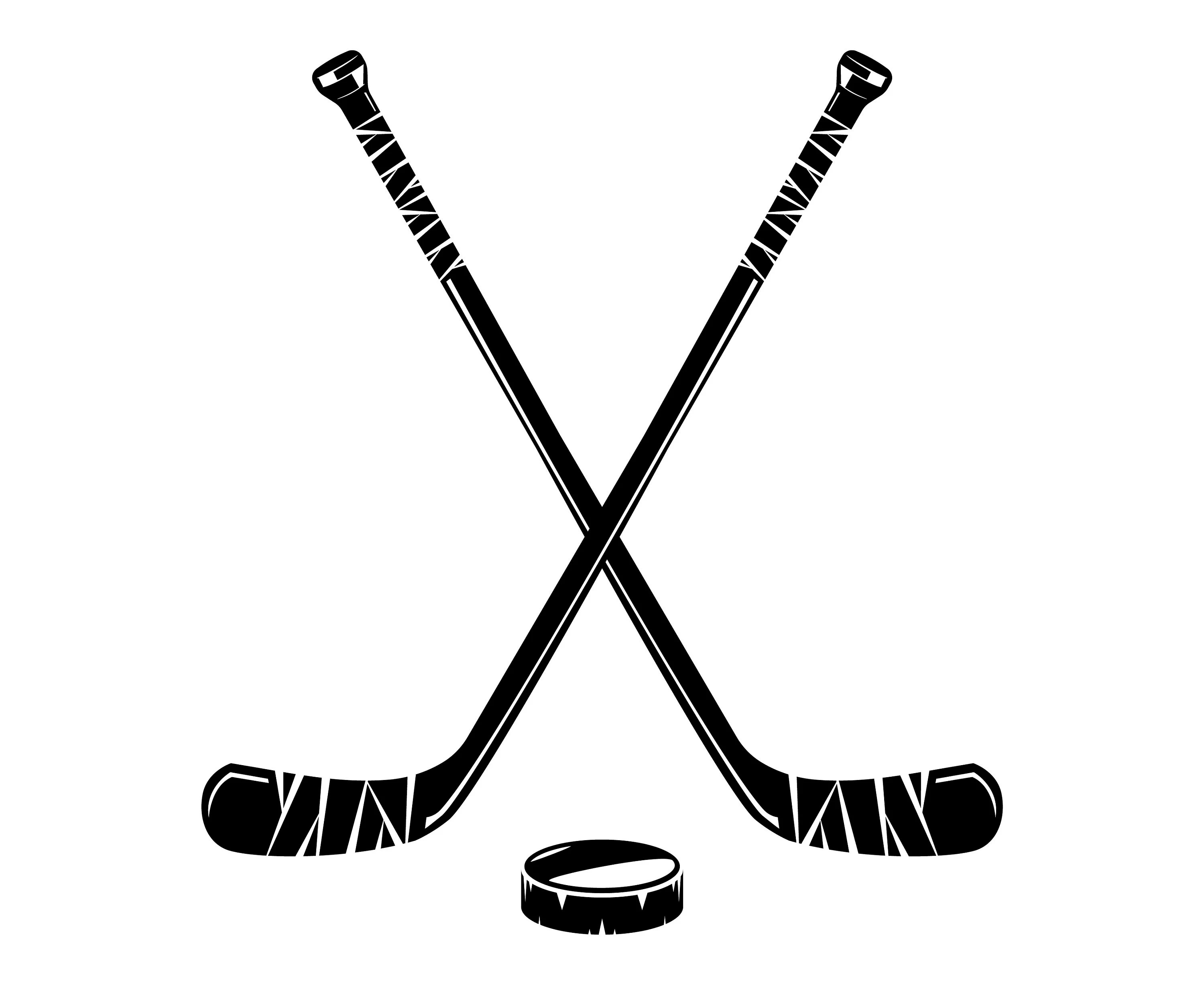Hockey Puck Sticks