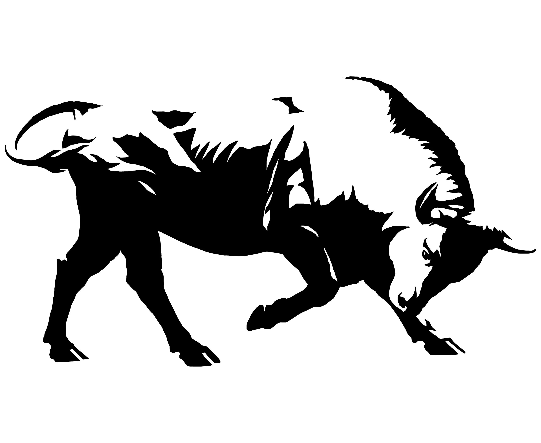 Bull Svg Bull Clipart Buffalo Svg Bison Svg Buffalo