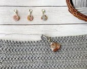 Pick 'n' Mix stitch markers for crochet & knitting