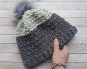 Cosy Coco Beanie - Hat - Crochet Pattern - Printable PDF - US & UK terms