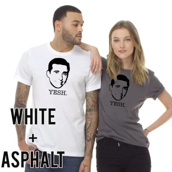 Yesh Michael J Scott Adult Unisex T Shirt Men Women The Etsy