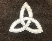 Triquetra Large Cowl (Wool)
