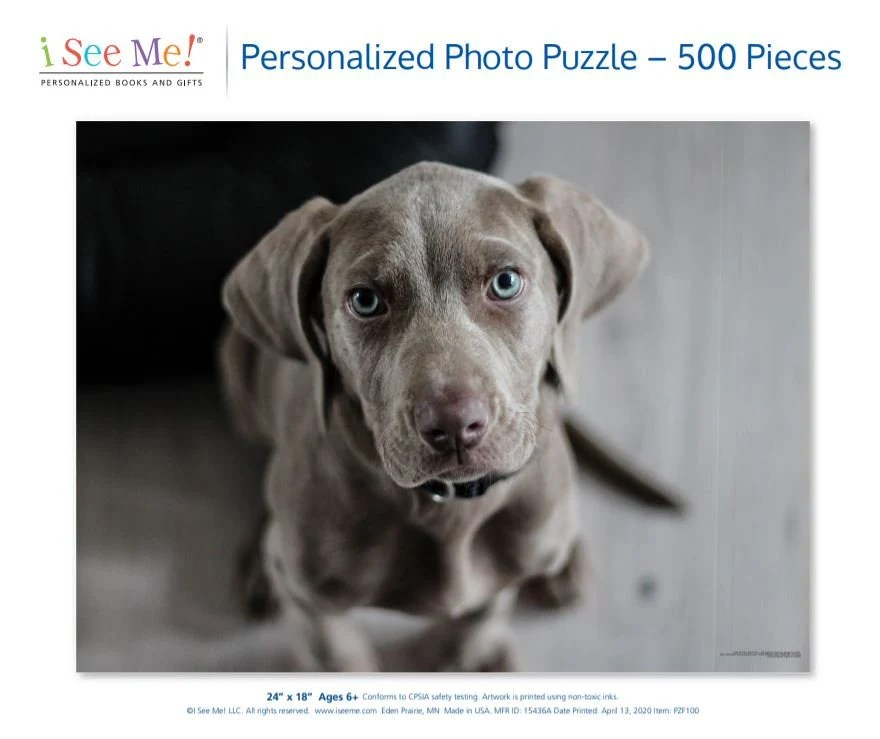 Custom Puzzle for Adults 500 Piece  Father's Day Gift for image 5