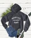 Gildan 18500 Adult Hooded Sweatshirt Dark Heather Unisex Etsy