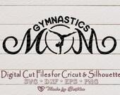 Gymnastics Mom svg, Sports mom svg, Gymnastics SVG, Mother's Day, Digital download  Mom il 170x135