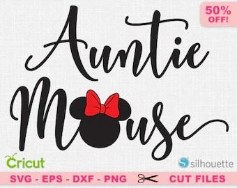 Download Auntie svg | Etsy