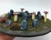 Magical Fairy Stone Diorama