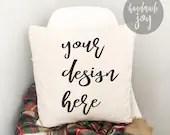 Fall pillow mock up