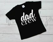 Dad crew svg, dad crew svg,  svg files, father svg, fathers day svg