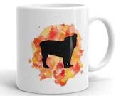 Two Sided Mug, Pug Mug, Bull Dog, Dogs Before Dudes, Coffee Mugs, Pug Dog, Dog Coffee Mug