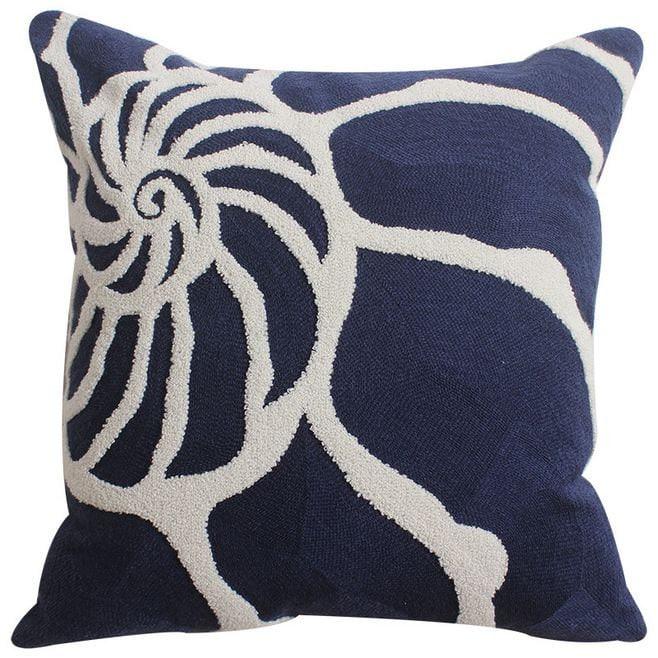 pillow covers throw pillows navy
