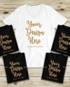 Bachelorette Party Shirts Mockup Birthday Party Shirts Set Etsy
