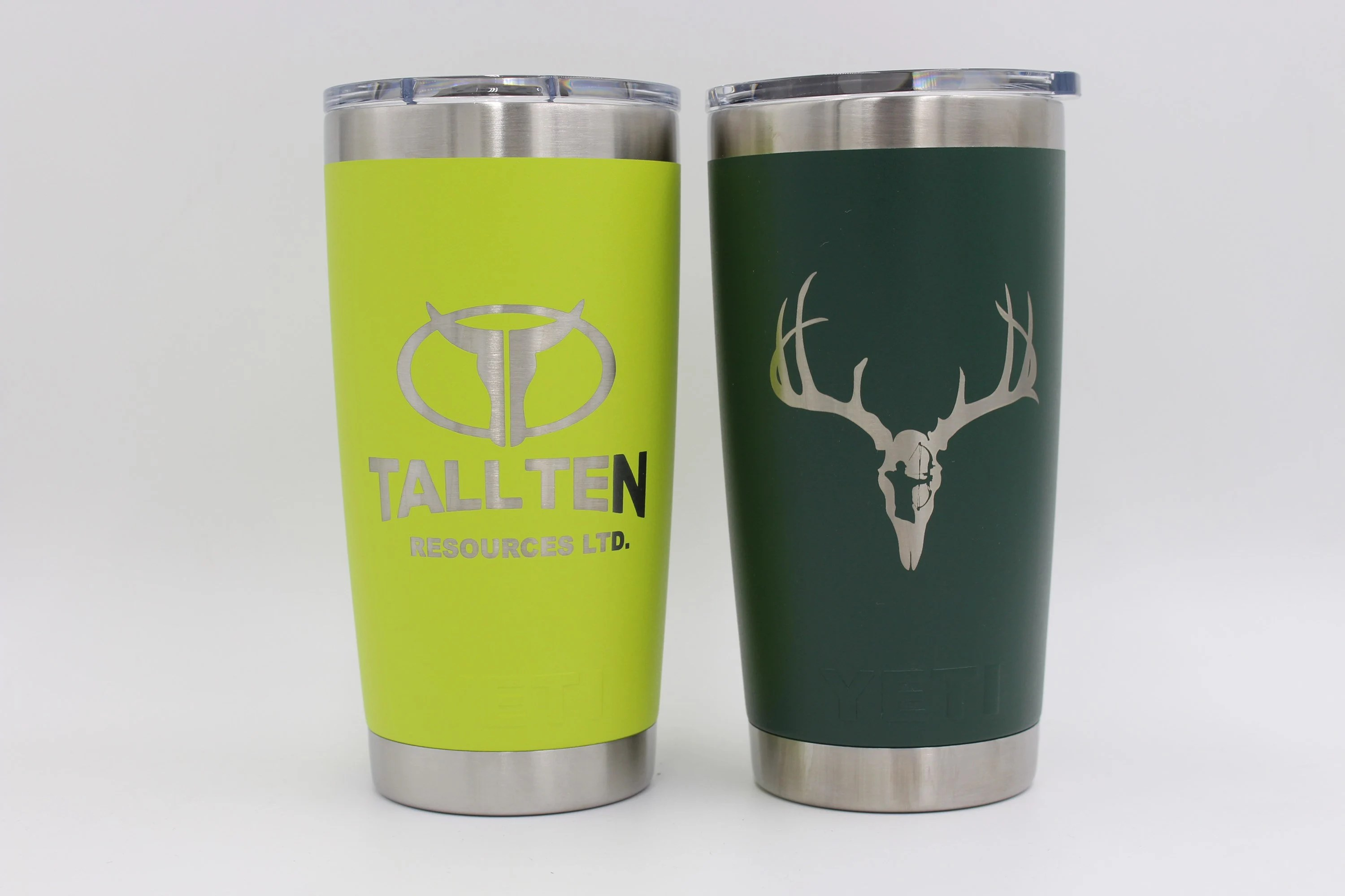 YETI Personalized 20 oz YETI Custom Stainless Steel YETI image 1