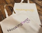 Animal Crossing Nookington's Tote Bag