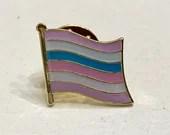 INTERSEX/BIGENDER (LGBTQ) Pride Flag Silver-Back Pin Badge for Lapels, Shirts, Backpacks, Hats, etc...