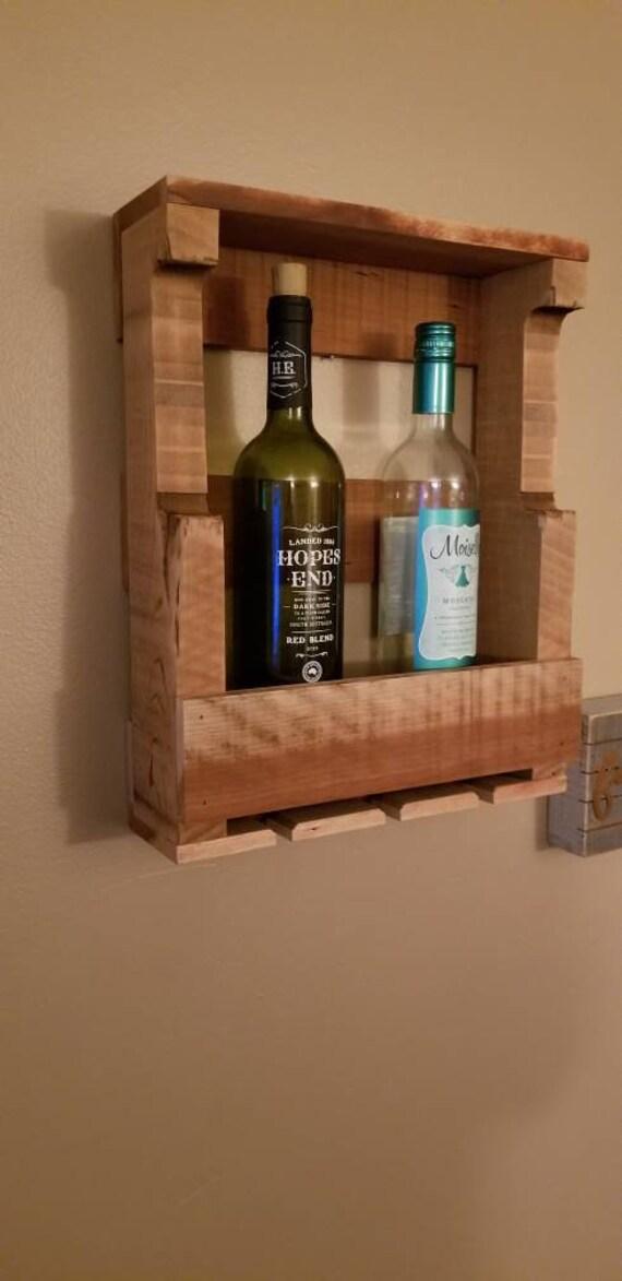 Small Wine Rack Etsy