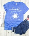 Bella Canvas 3001 Heather Columbia Blue 4th Of July Mockup Etsy