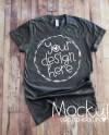 T Shirt Mockup Bella Canvas 3001 Gray T Shirt Mockup Ladies Etsy