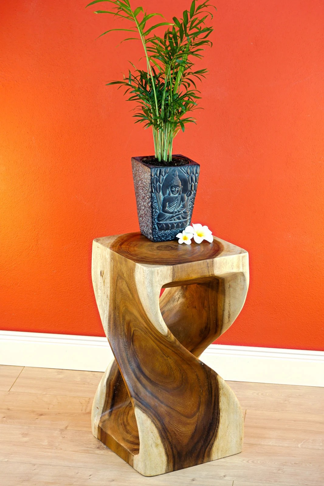 wood end table etsy