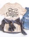 Fall Shirt Mockup Bella Canvas 3001 Soft Cream T Shirt Etsy