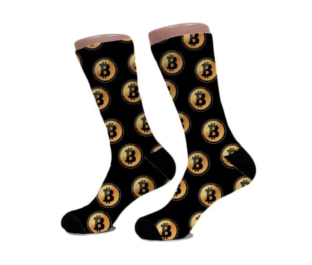 Custom Socks Bitcoin Socks Gift Socks Custom Socks Valentines Gift Personalized Before    Promotion San Valentin Day