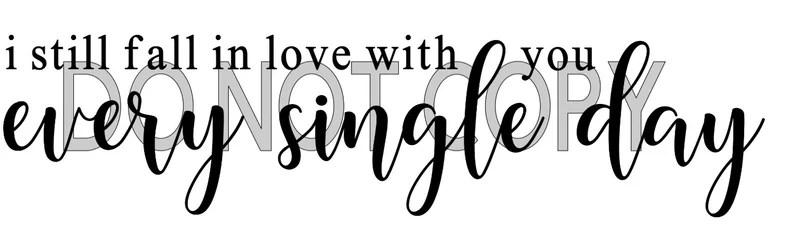 Download I Still Fall In Love SVG   Etsy