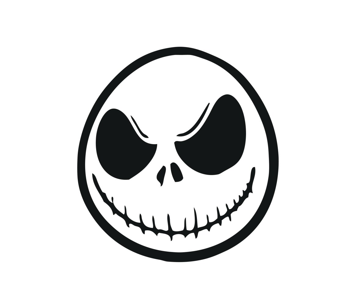 Download Nightmare before Christmas svg | Etsy