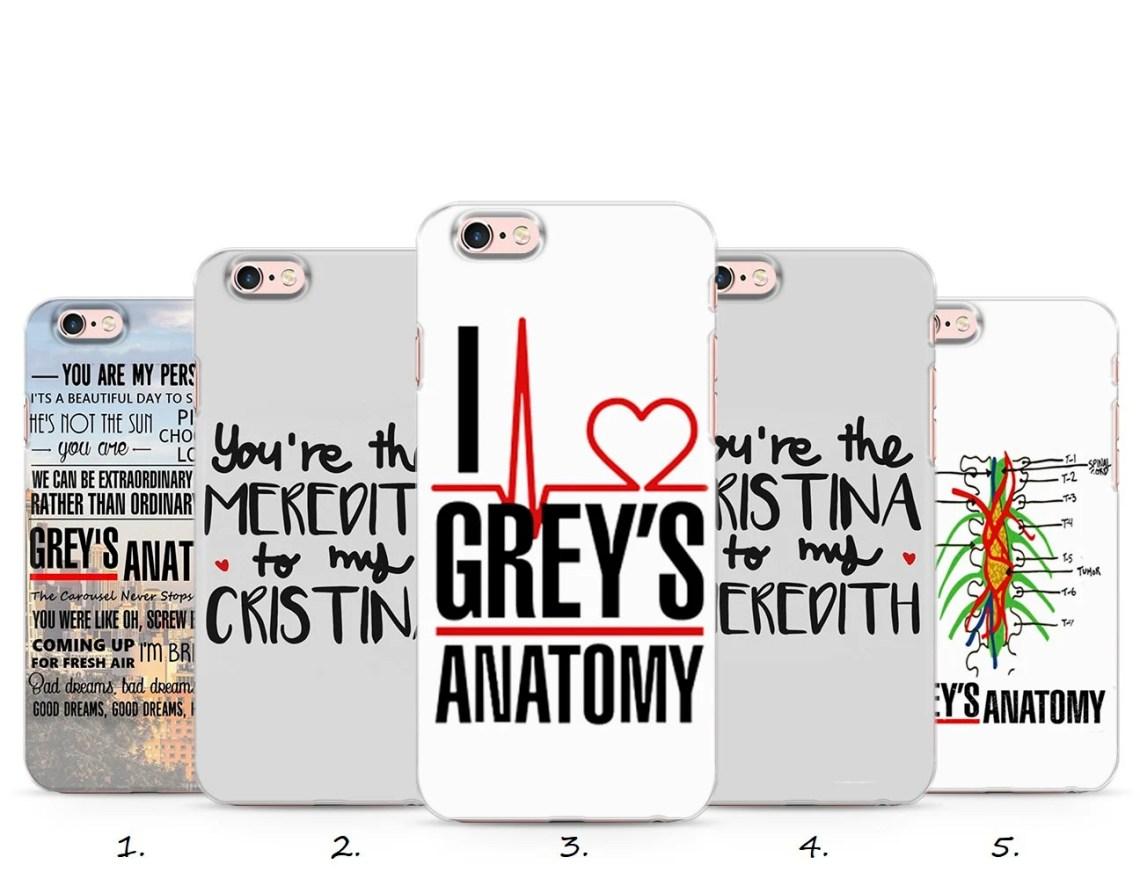 Greys Anatomy Sie Meine Person Zitate Niedlichen Design Sind Perfekt Geschenk Neue Dunne Uv Gel Silikon Handy Handyhulle Fur Iphone   X Xs Xr Xs Max
