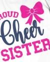 Cheer Sister Shirt Etsy