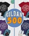 Bundle 4 Mockups Gildan 500 Shirt With Shoes And Jeans Mock Etsy
