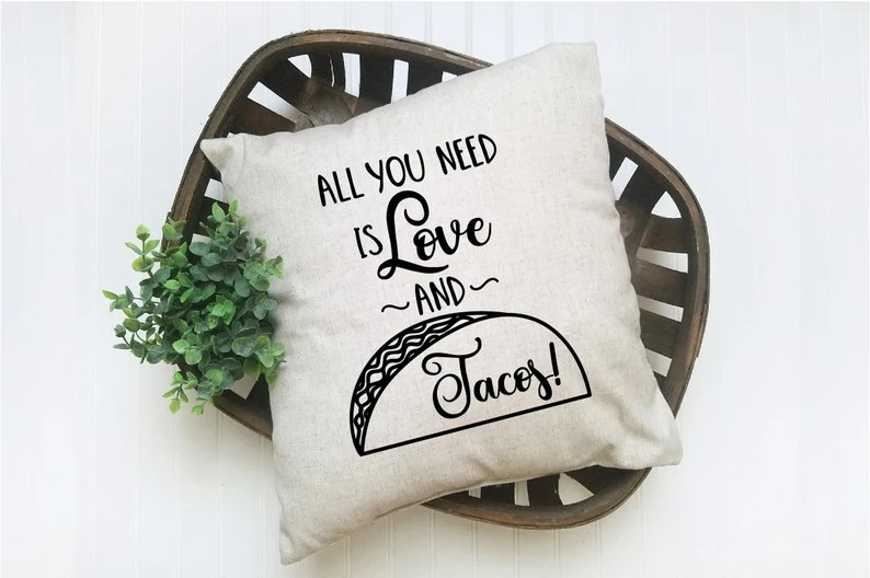 Download All You Need is Love and Tacos SVG Cut file SVG Clip Art ...