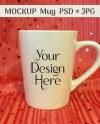 Travel Mug Mockup Tumbler Mockup Photoshop Psd With Smart Etsy