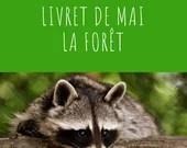 Livret d'activité de mai - Le forêt