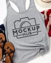 Bella Canvas 6008 Tank Top 4th Of July Mockup Shirt Mockup Etsy