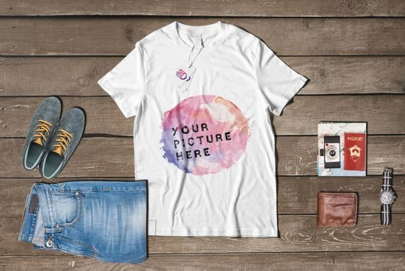 Download T Shirt Mockup Template Free Download Psd Yellowimages