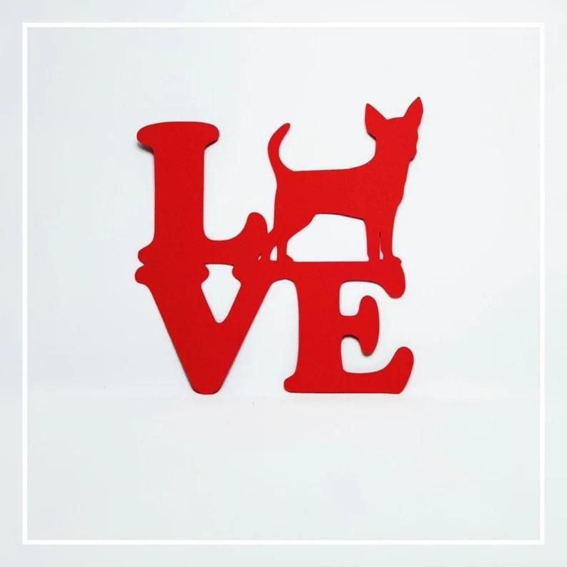 Download Chihuahua Love SVG file Chihuahua SVG Love SVG Cricut svg ...