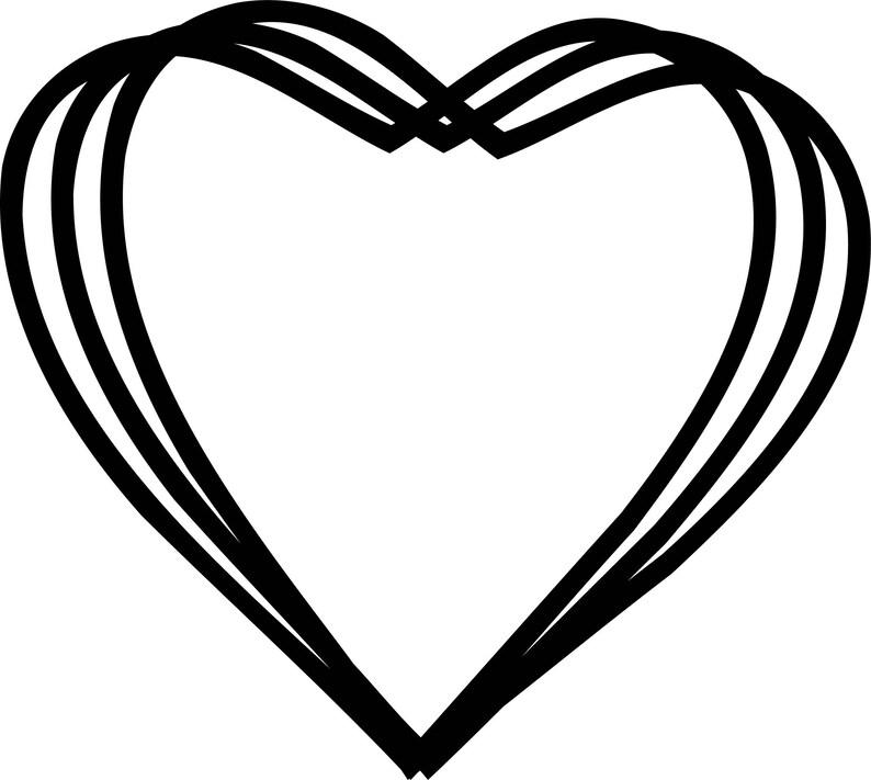 Download Heart SVG Cut File Love Svg Three hearts svg Valentine ...