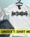 T Shirt Mockup White Unisex T Shirt Mockup T Shirt Mockup Etsy