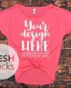 Next Level 1560 Ladies Ideal Dolman Tshirt T Shirt Tee Mockup Etsy